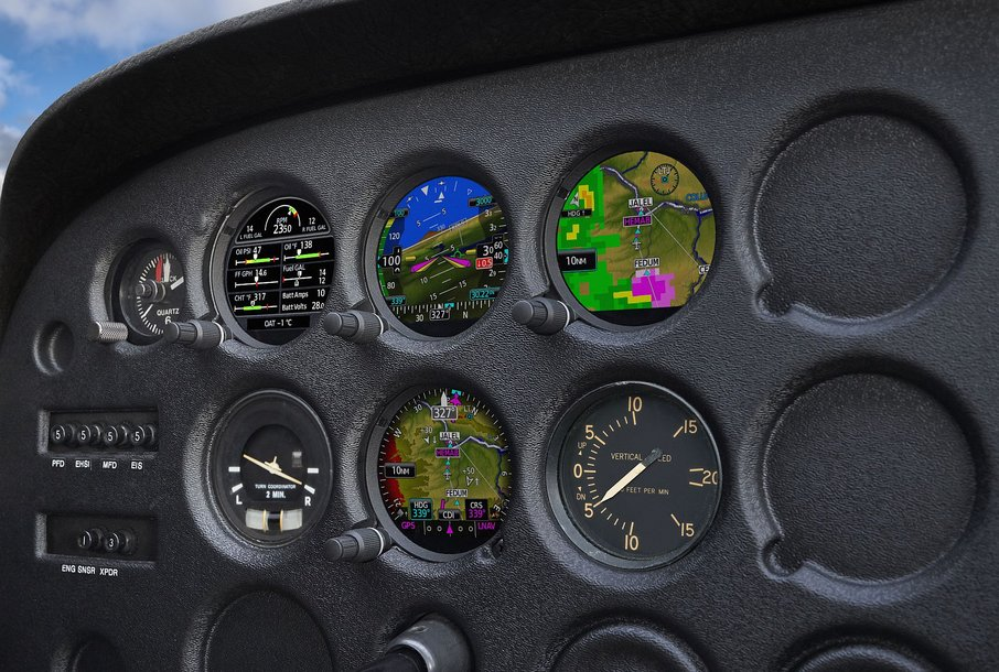 REPLACE ANALOG GAUGES WITH ELECTRONIC DISPLAYS